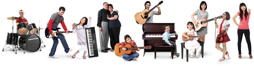 corsi di musica musicopoli