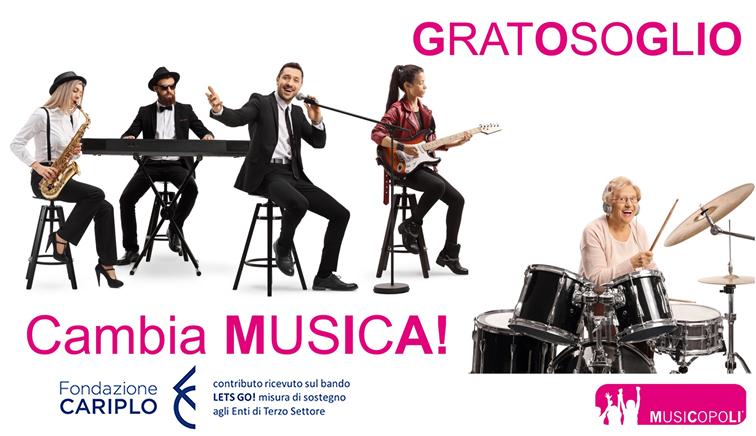GRATOSOGLIO CAMBIA MUSICA con logo FC